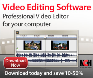NCH Video Software