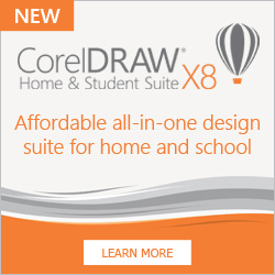 CorelDRAW Homw and Student Suite