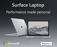 Surface Laptop, performance made personal
