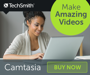 Snagit and Camtasia Student Discount