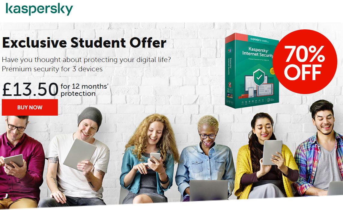 Exclusive Student Offer