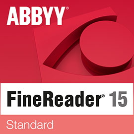 ABBYY FineReader 15 Standard for Windows