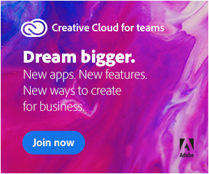 Adobe Creative Cloud for Individual and Business