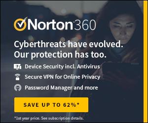 Norton 365 Discount