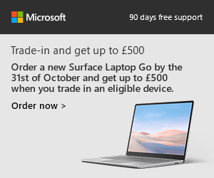 Microsoft Surface Trade in