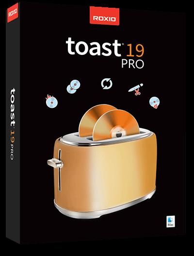 Roxio Software - Roxio Toast 19 Pro