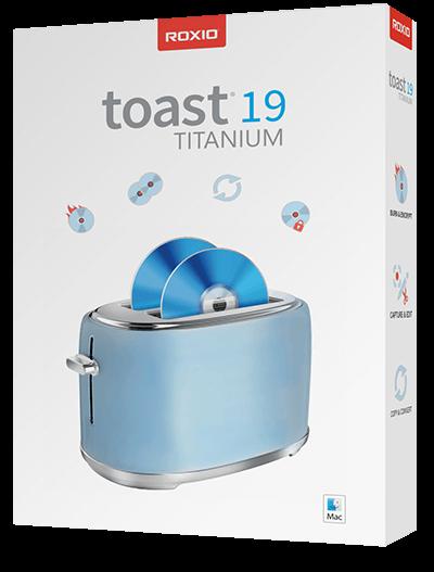 Roxio Toast 19 Titanium